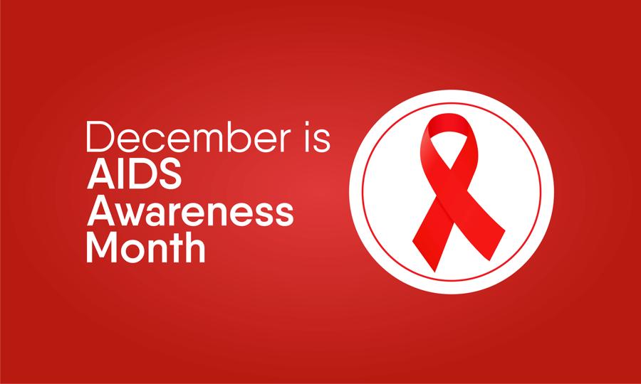 Aids Awareness Wristbands for December