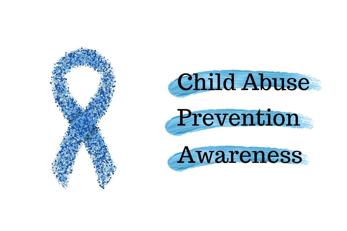 Child abuse prevention blue ribbon
